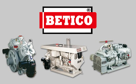 Компресори за ниско налягане BETICO