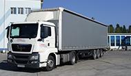 Транспорт на пакетирани товари